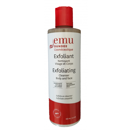 Exfoliating cleanser | Face and body | 250ml