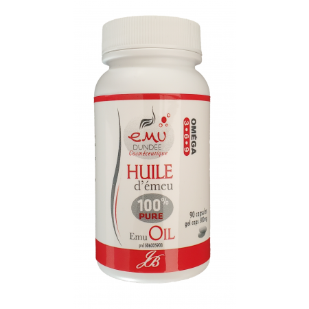 Softgels (100% emu oil)