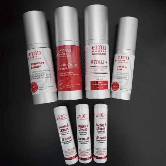 Full kit | Facial care | Emu Dundee