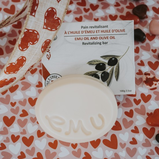 Emu Oil and Olive Soap | 100g