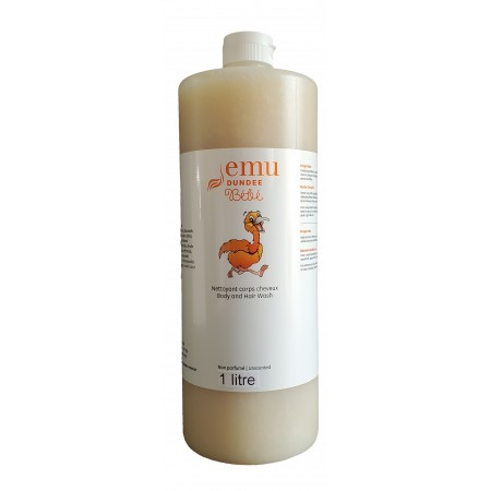 Baby Body & Hair Cleanser 1L