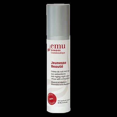 JB Anti-Aging night cream with antioxydants | 30ml