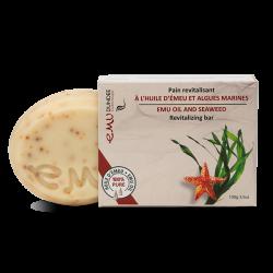 Emu Oil and Seaweed Soap