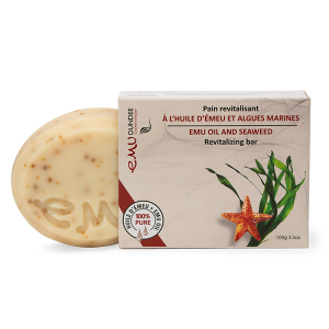 Emu Oil and Seaweed Soap