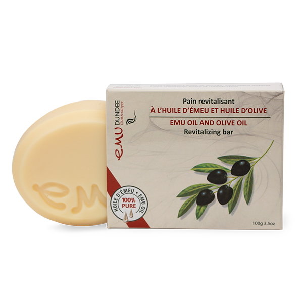 Emu Oil and Olive Soap