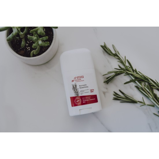 Déodorant naturel Romarin