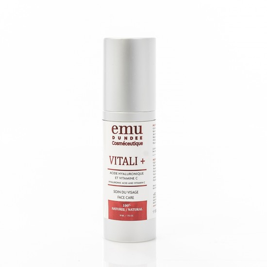 Vitali + Anti-Aging Cream 30 ml ( Hyaluronic Acid & Vitamin C)