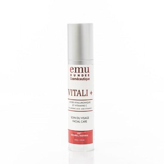 Vitali + Anti-Aging Cream 50 ml ( Hyaluronic Acid & Vitamin C)